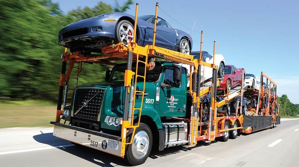Trucking North America: in it for the long haul | Article | Automotive  Logistics