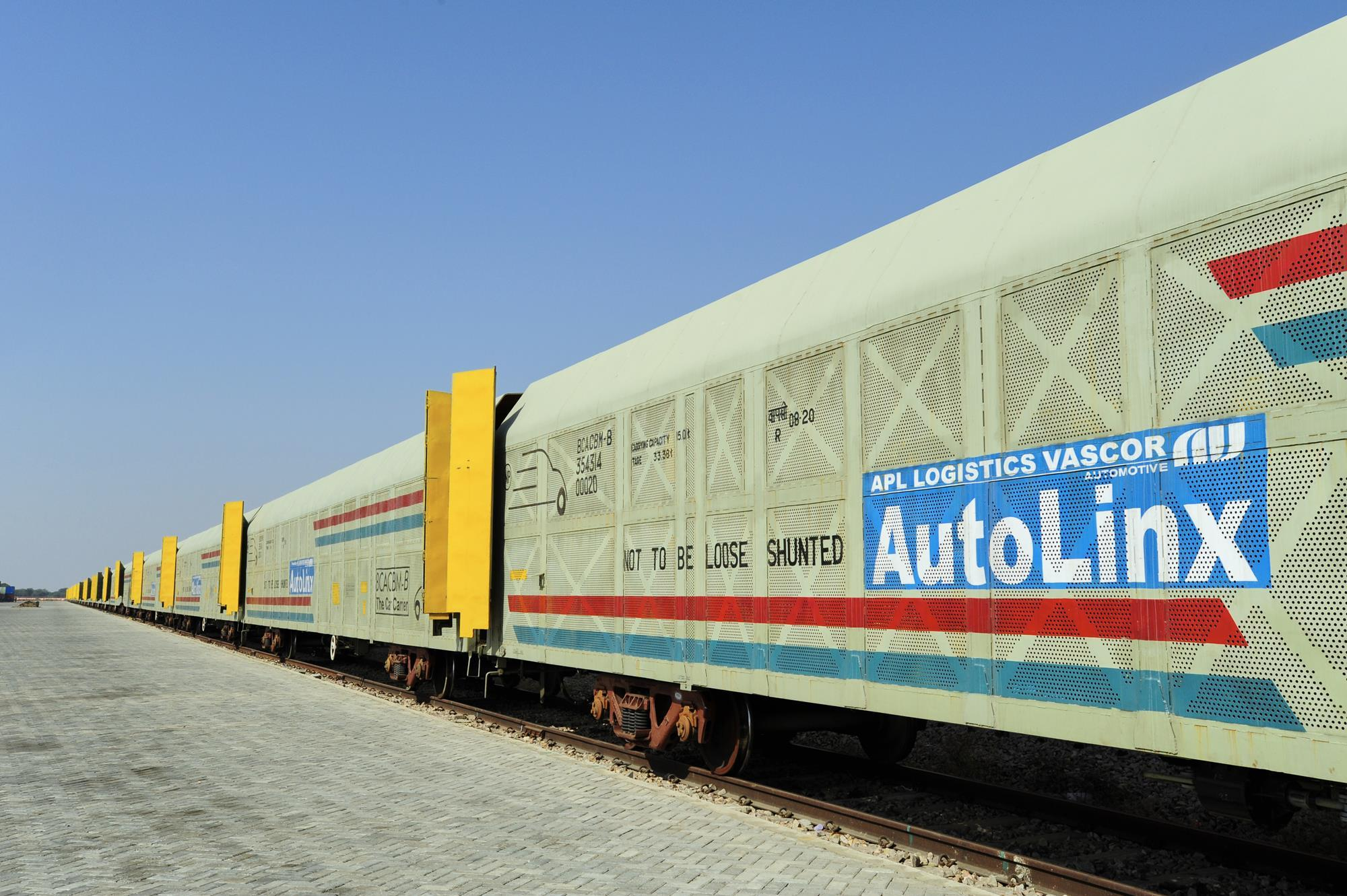 A rake's progress in India: How one 3PL is growing rail