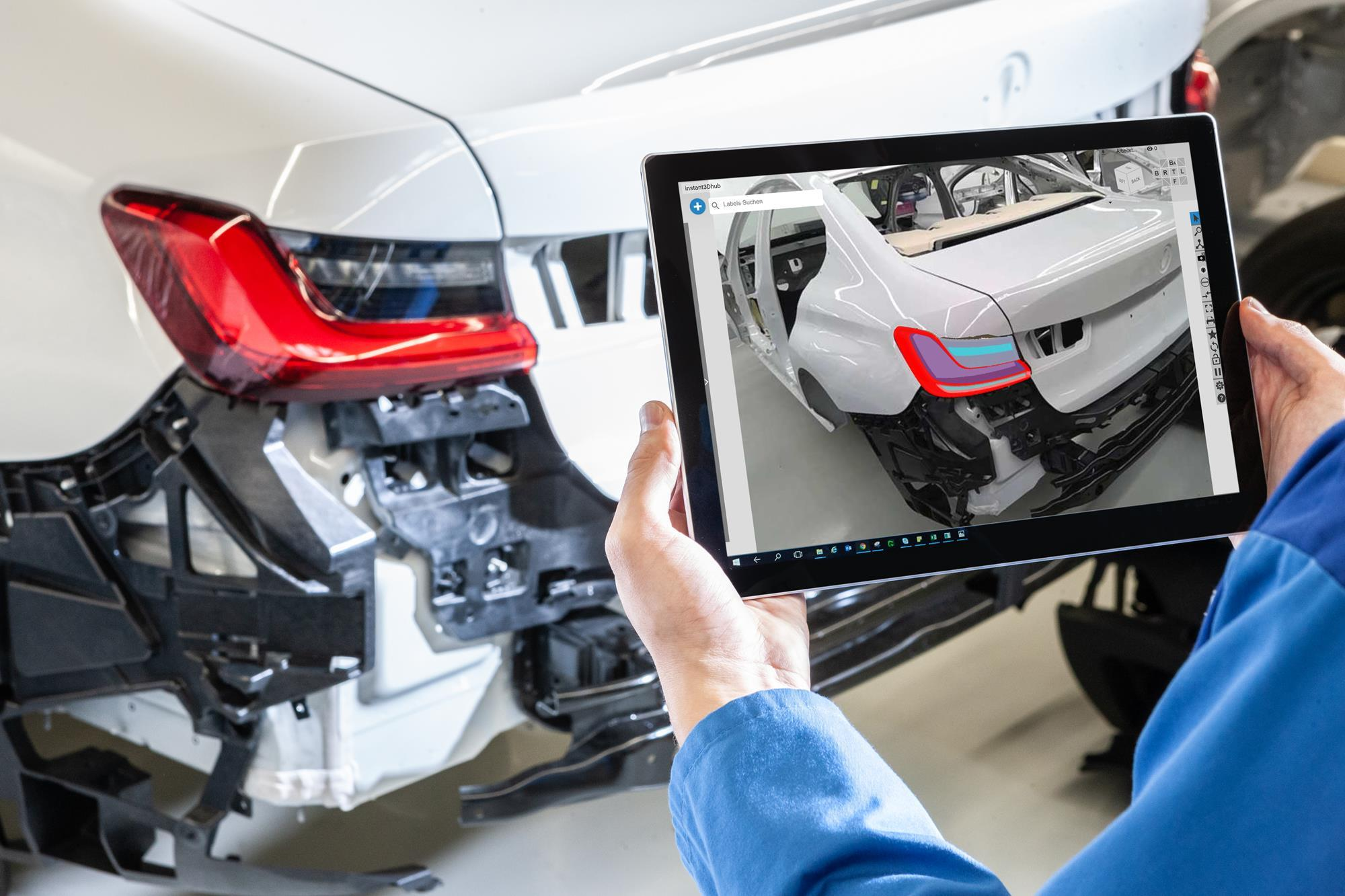 Pairing Up For Progress The Advance Of Digital Twins Article Automotive Logistics