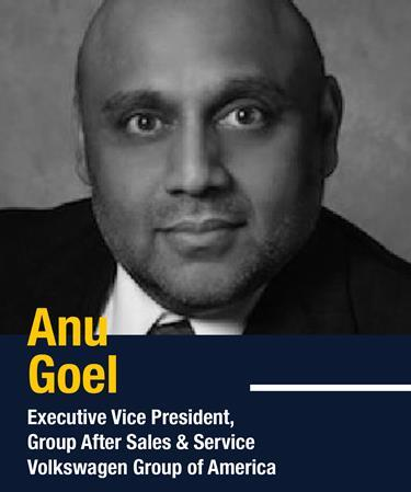Anu Goel - Volkswagen Group of America