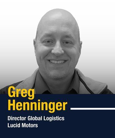 Greg Henninger - Lucid Motors