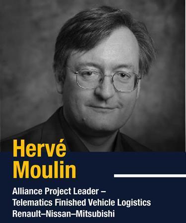 Herve Moulin - Renault - Nissan - Mitsubishi