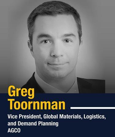 Greg Toornman - AGCO