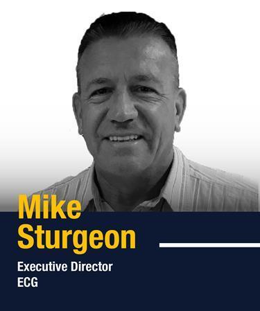 Mike Sturgeon - ECG