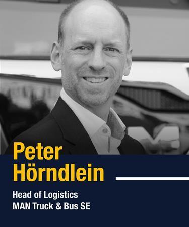 Peter Horndlein - MAN Truck & Bus SE
