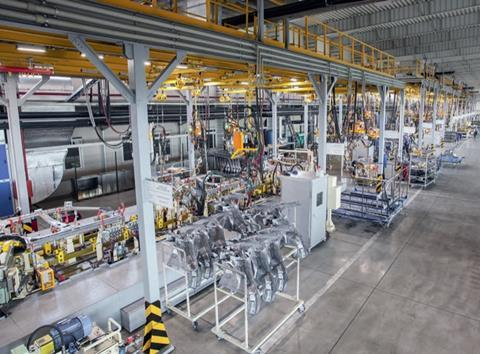 Russia Confirms Khrabrovo As Location For Bmw Plant In Kaliningrad News Automotive Logistics