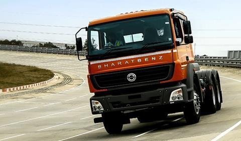 BharatBenz expands aftermarket network in India | News | Automotive