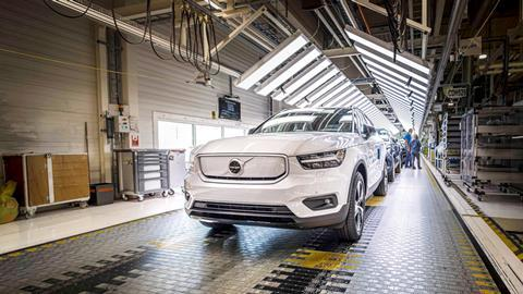 Volvo_XC40_Recharge_production_in_Ghent_Belgium