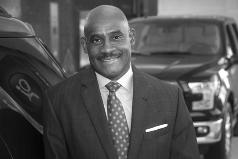 Frederiek Toney President, Global Ford Customer Service