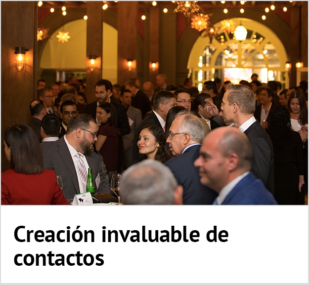 Invaluable networking ES