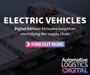 Automotive Logistics Electric Vehicles